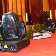 广州提供电脑灯雪花机泡泡机云雾机冷烟花电动礼炮等演出设备服务公司