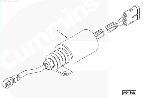进口康明斯K50空气起动机3037489/空气马达,优势货源