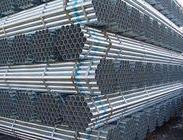 天津Q235B热镀锌管厂家图片