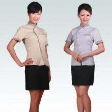 供应XX8C1客房保洁服短袖