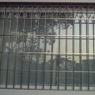 湖南安装不锈钢防盗窗图片