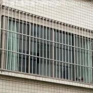 湖南娄底专业制作不锈钢防盗窗图片