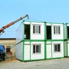 供应西安彩钢集装箱岗亭活动房图片