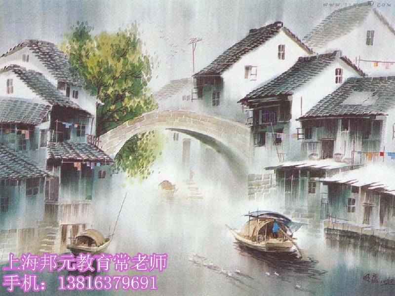 水粉画图片 水粉画样板图 上海暑假水粉画培训 上海市上元...