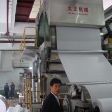 供应特种薄页纸机高速卫生纸机造纸机械批发