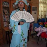 天津市舞台表演服装拉丁舞促销服校图片