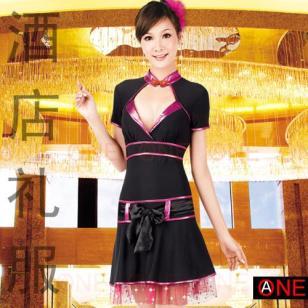 宁夏回族银川市舞台表演服装拉丁舞图片