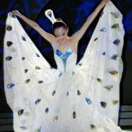 香港舞台表演服装拉丁舞促销服校服图片