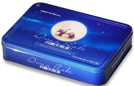 月饼生产原料定量包装检查活动 天津好利来月饼