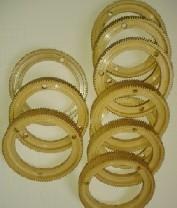 供应走刀器齿轮塑料齿轮107齿齿轮