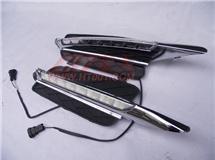 供应07-11款E70宝马X5日行灯改装升级车身饰条外观件批发