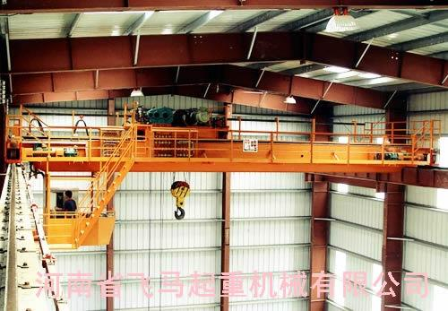 供应安全的双梁桥式起重机河南飞马起重机械有限公司