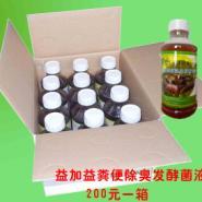 益加益EM菌种菌液提炼粪便发酵剂图片