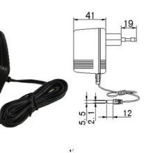 供应深帆能CE认证电源适配器,欧规电源适配器批发