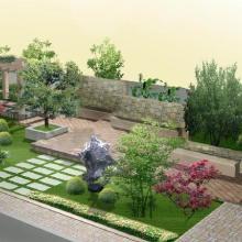 供应郑州楼顶花园设计公司,设计公司,楼顶花园设计,园林设计批发