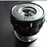 PEAK必佳放大镜1983,10倍放大,带各种刻度.PEAK19