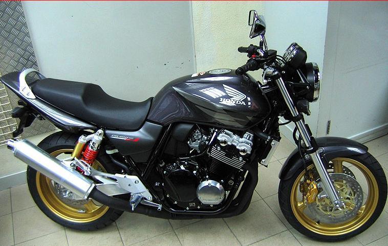 街跑摩托车cb400图片大全 本田cb400摩托车出售