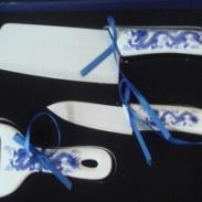 3件套陶瓷刀图片