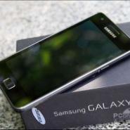 三星新款I9100双核手机报价图片