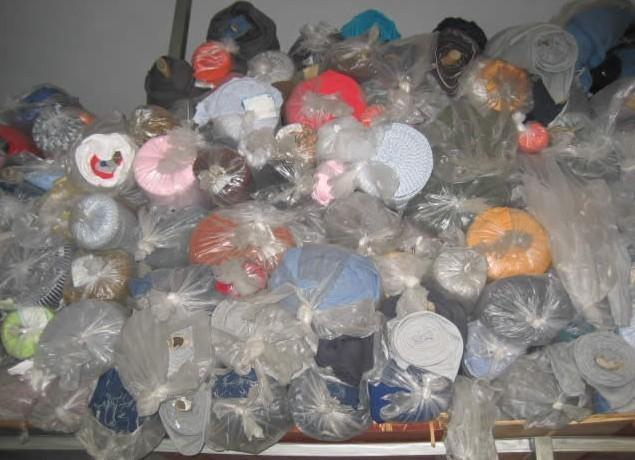 供应库存布回收广州收购各种库存布料图片