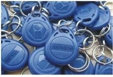 湖南钥匙扣感应ID卡IC卡专业制卡厂图片