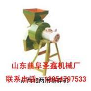 节粮饲料颗粒机饲料加工设备图片