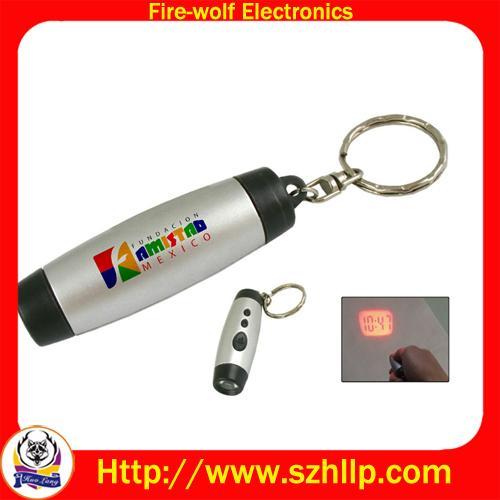 供应投影时钟钥匙扣价格,投影钟钥匙扣厂家,钥匙扣投影时钟