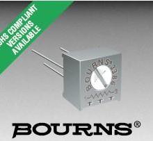 供应BOURNS微调电位器3386W-1-103LF 3386单圈可调电位器批发