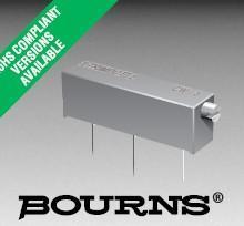 供应BOURNS玻璃釉3006P-1-203LF