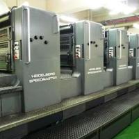 英国-上海海霸王旧印刷机进口手续