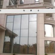 建筑玻璃隔热膜节能膜隔热保温材料图片