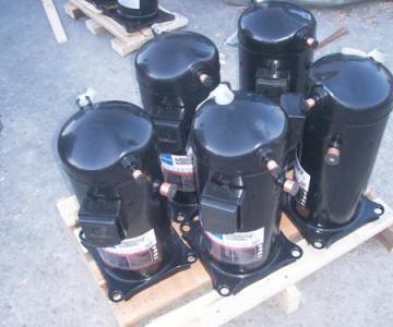 供应制冷系统四通阀的工作原理图片