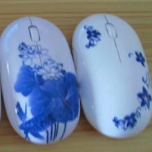 供应西安青花瓷笔,陶瓷优盘定制