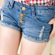 牛仔裤图片