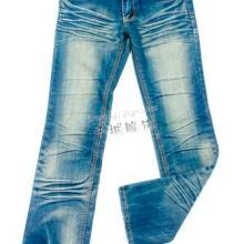 供应便宜牛仔裤批发山东大码女装牛仔裤便宜批发
