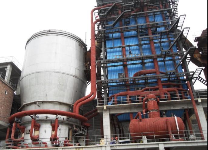 供应3-25吨余热锅炉