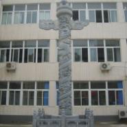 文化柱盘龙柱石柱12生肖柱滚龙柱图片