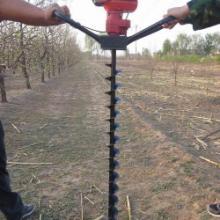 供应胡椒桩打孔机胡椒支撑杆挖坑机胡椒种植机