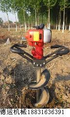 供应微型挖坑机微型钻孔机报价
