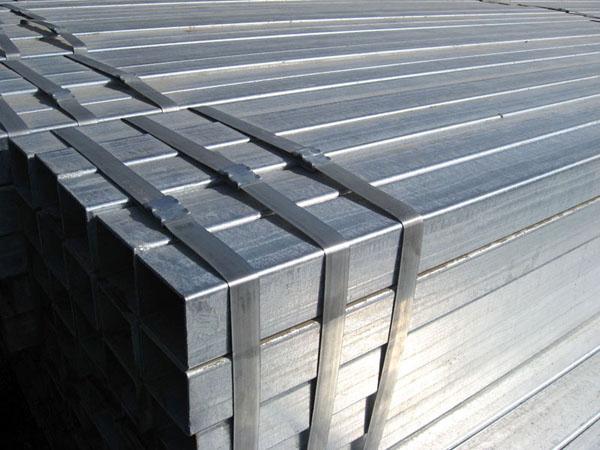 供应镀锌方管现货镀锌方管规格价格,方矩管专卖