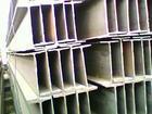供应山西工字钢,建筑结构、桥梁、车辆、支架和机械用工字钢图片