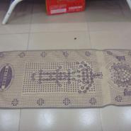 贴牌加工托玛琳能量走毯永磁毯玉图片