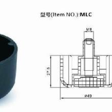 供应MLC塑料调整脚27MM高