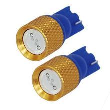 LED汽车灯T10-2W牌照灯汽车T102W牌照灯批发