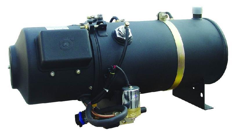 供应发动机低温启动预热小锅炉