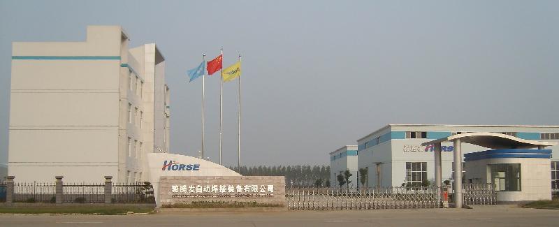 骏腾发自动焊接设备股份有限公司