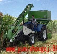 2012背负式玉米收获机价格