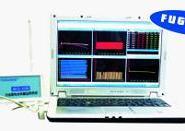 轨道交通地铁WLAN测试软件仪表图片