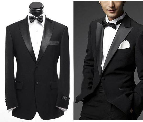 礼服定做,新款男士礼服,礼服款式,北京礼服忆思诚