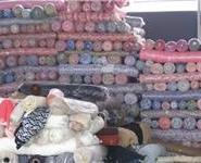上海零零八纺织品回收公司图片